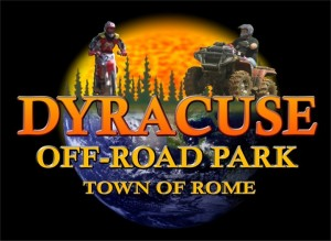 dyracuse off road logo